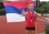 Bijeljinka Lana Benović velika atletska nada