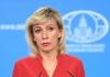 Zaharova o ruskom špijunu u Srbiji: Još jedna provokacija u nizu