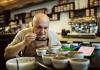 Ilija Đurić iz Lopara, jedini profesionalni degustator kafe u regionu