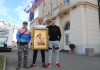 Kikanović iz Bijeljine nastavio put ka Moskvi