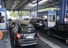 Zabrana prelaska granice prema Republici Srbiji