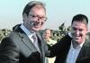 Sin Aleksandra Vučića zaražen virusom korona