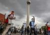 Haos na ulicama Berlina: Uhapšeno 60 ljudi