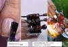 Novi trend u manikiru - roštilj nokti
