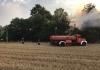 POŽAR U LJESKOVCU Tokom gašenja požara ranjen vatrogasac