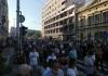 Protest ispred Filozofskog fakulteta u Beogradu! Građani krenuli ka Skupštini Srbije koju čuva veliki broj policajaca