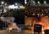 Bilans protesta u Beogradu: Povrijeđeno 19 policajaca i 17 demonstranata