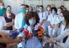 Protesti u Bijeljini: Doktori i medicinari pružili podršku smijenjenoj direktorici bolnice