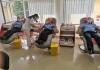 Tradicionala akcija: Krv darivali bijeljinski policajaci
