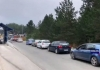 Kilometarske kolone na granici sa Crnom Gorom