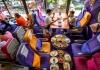 """Avionski"" obrok na meniju restorana Thai Airwaysa na aerodromu u Bangkoku"