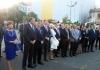 Bijeljina: Dodik položio vijenac palim srpskim borcima