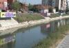 Oslikavanje galerija na kanalu Dašnica u Bijeljini: Zanimljivija šetnja uz murale i citate