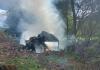 VIDEO Prema nezvaničnim informacijama u padu aviona kod Loznice poginuo pilot