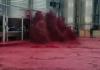 Vinski cunami u Španiji – 50.000 litara vina na betonu