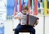 Desetogodišnji harmonikaš Đorđe Perić osvojio dvije zlatne medalje u Ukrajini
