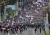 U Minsku se situacija ne smiruje, ljudi na ulicama