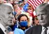 Amerikanci biraju: Donald Tramp ili Džo Bajden?