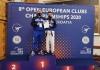 TKD JOPA: Njegoš Pantić bronzani na Evropskom klupskom prvenstvu