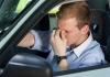 Istraživanje u RS: Svaki peti vozač bi i pospan sjeo za volan