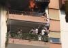 Preminula devojčica spasena iz požara na Dorćolu