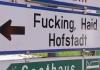 Zbog ismevanja, austrijsko selo Fuking će biti preimenovano u Fuging