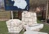 U Hrvatskoj srušen spomenik kozarskoj djeci i borcima zbog parkinga