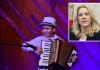 Cvijanovićeva čestitala mladom harmonikašu Đorđu Periću