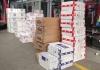 """Detalji akcije """"Trokadero"""": Oduzeto skoro 200.000 paklica cigareta"""