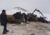 Srušio se vojni helikopter, više osoba poginulo VIDEO/FOTO