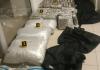 Pokušao da unese 260 kg marihuane u BiH, uhapšen na granici