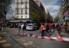 Pucnjava ispred bolnice u Parizu, ima žrtava, napadač pobjegao na motociklu