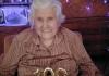 Umrla najstarija žena u Srbiji, rođena u Kraljevini