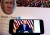 """Trampu potvrđena zabrana naloga na """"Fejsbuku"""" i """"Instagramu"""""""