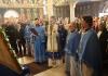 Krsna slava Eparhije - Živonosni Istočnik proslavljen u ugljevičkom hramu