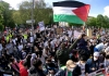 Bliskoistočni sukob i na ulicama Evrope: Tukli policiju, letjele kamenice