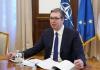 Vučić: Stoltenberg dao jasan odgovor o očuvanju mira i stabilnosti