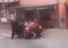 Uhapšen vozač koji je u punoj brzini uletio uz baštu lokala VIDEO