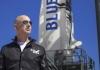 Da bi sjedio pored Bezosa na letu u svemir platio 28 miliona dolara