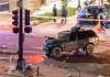 Zaletio se autom u ljude na protestima i ubio ženu, demonstranti ga uhvatili