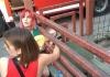 Banjalučki vatrogasci oslobodili mališana koji se zaglavio u ogradi