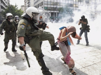 Grčka: Glasanje o poverenju Vladi