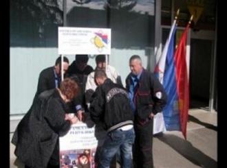 Peticiju protiv Haškog suda i Suda BiH potpisalo 3.200 građana Bijeljine