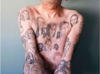 82 tetovaže Džulije Roberts