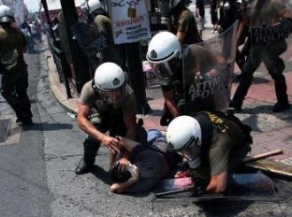 Grčka: Nastavak masovnog štrajka