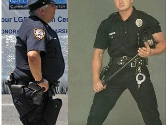 Debeli policajci uskoro bez posla