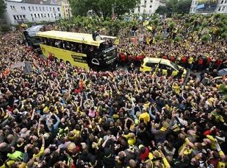 Borussia Dortmund prodaje šampionsku travu