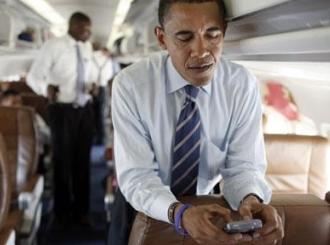 Obama na Tviteru