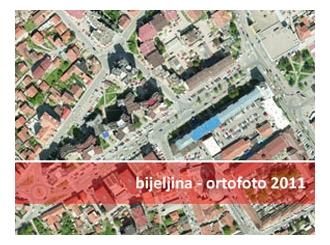 """Kompanija """"MapSoft"""" izradila ortofoto celokupne teritorije opštine Bijeljina"""