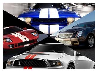 10 najbržih američkih automobila